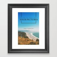 You're So Ugly That Your… Framed Art Print