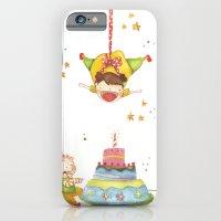 Baby birthday iPhone 6 Slim Case