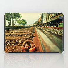Train Track iPad Case