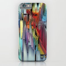 Power of City Colors by Nico Bielow iPhone 6 Slim Case