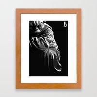 Episode 5 Framed Art Print
