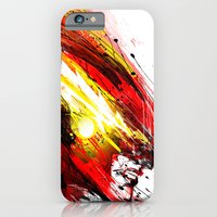 Speed & Velocity iPhone 6 Slim Case