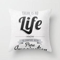 Pure Imagination Throw Pillow