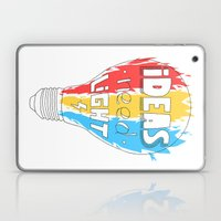 Ideas Need Light Laptop & iPad Skin