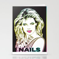 Nails Stationery Cards
