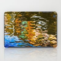 Reflection -abstract iPad Case