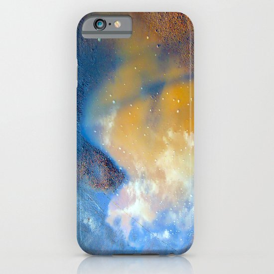 Sky in a puddle... iPhone & iPod Case
