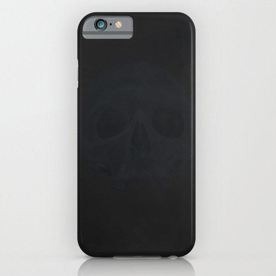black version - past&future iPhone & iPod Case