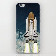 Space Shuttle iPhone & iPod Skin