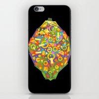 Lemon (Citron) iPhone & iPod Skin