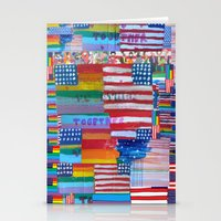 Flags For The Future Mash Up Stationery Cards