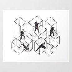 silo men Art Print