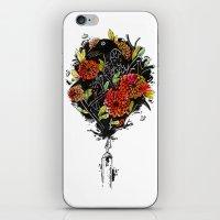 Dhalias iPhone & iPod Skin