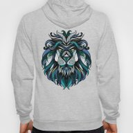 Blue Lion Hoody