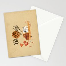 Out on the Weekend Stationery Cards