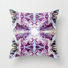 Absolution- Return To The Source Throw Pillow