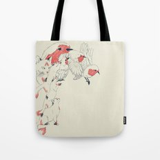 Non Wind-Up Robin Tote Bag