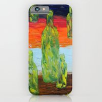 iPhone & iPod Case featuring Untitled Abstract Still Life by Greg Mason Burns