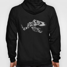 Jurassic Bloom - The Rex.  Hoody