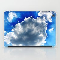 Cloudscape iPad Case