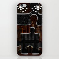 Distracting A Ghost: 1st… iPhone & iPod Skin
