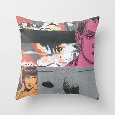 Collage #2 Throw Pillow