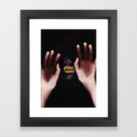 Scanner Adventures Framed Art Print