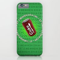 It's Heaven in a Can iPhone 6 Slim Case