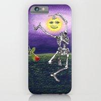 Skeleton Moon iPhone 6 Slim Case