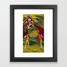 Tribe Framed Art Print