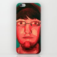 Trevor iPhone & iPod Skin