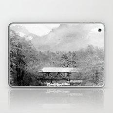 WINTER - SCHWARZ/WEISS Laptop & iPad Skin