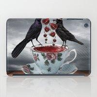 TEA AND A LIL' LOVE iPad Case