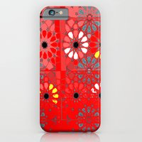 Red Tunisia iPhone 6 Slim Case