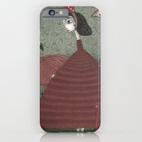 iPhone & iPod Case featuring Sunday Excursion to the Zoo by Judith Clay