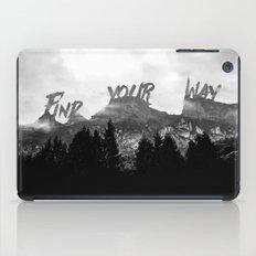 Wisdom of Nature iPad Case