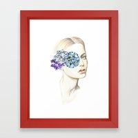 Haluta Framed Art Print