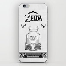 Zelda legend - Lon Lon Milk iPhone & iPod Skin