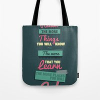 The More Tote Bag