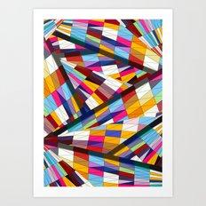 Take Me Art Print