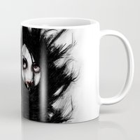 Coiling And Wrestling. D… Mug