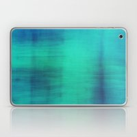 In Blue Laptop & iPad Skin