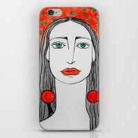 Panama iPhone & iPod Skin