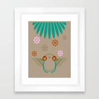 Bugi Framed Art Print