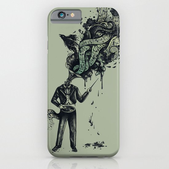 Decaying Sound of The Terror iPhone & iPod Case