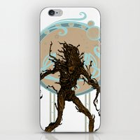 Tree King iPhone & iPod Skin