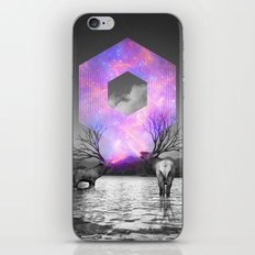 Made Of Star Stuff iPhone & iPod Skin