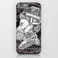 Umbrella Queen iPhone 6 Slim Case