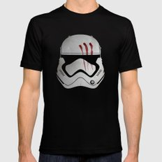 FN-2187 SMALL Mens Fitted Tee Black