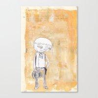 SHOWDOWN Canvas Print